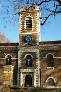 9.45-10.30am – Bethnal Green, St. Matthew (provide whole band)