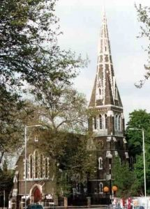 3-5pm – Open ringing – Isle of Dogs, Christ Church