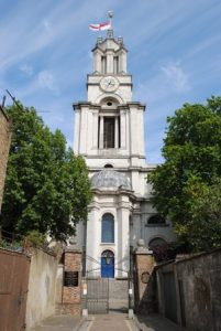 2-5pm – Open ringing – Limehouse, St. Anne