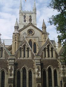 7-8.30pm – Open ringing – Southwark Cathedral