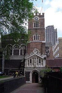 10.30-11am – St. Bartholomew the Gt (provide whole band)